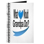 Would Grandpa Do Journal
