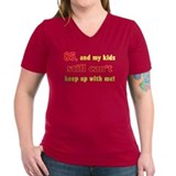 Witty 85th Birthday Shirt