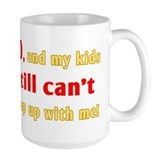 Witty 90th Birthday Coffee Mug