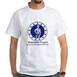 Minuteman Project White T-Shirt