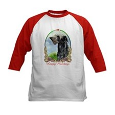 Scottish Deerhound Holiday Tee