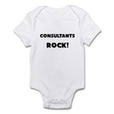 Consultants ROCK Infant Bodysuit