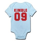 KIMBLE 09 Infant Bodysuit