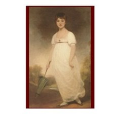 bennetgirls Jane Austen Postcards (Package of 8)
