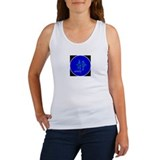 Chinese Symbol for Serenity Women's Tank Top