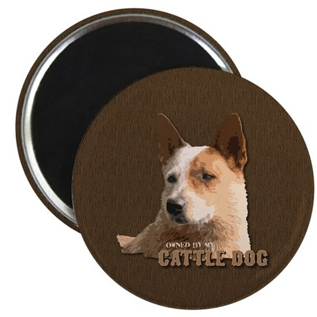 Cattle Dog Magnet