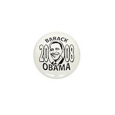 Sample Barack Obama Mini Button
