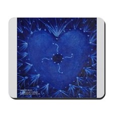 HARMONY HEART Mousepad