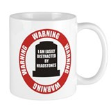 Easily Distracted Small Mug
