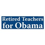 Retired Teachers for Obama