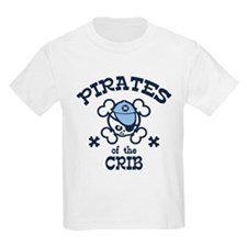 Pirates of the Crib T-Shirt