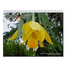 Orchid Board Wall Calendar (2009 Contest Photos)