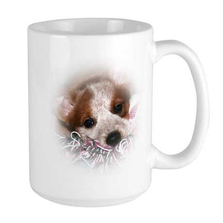 ACD Puppy Eyes Large Mug