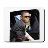Obama Mouse pad