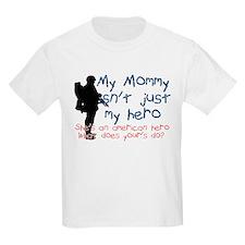 american hero mommy T-Shirt