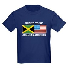 Proud To Be Jamaican American T