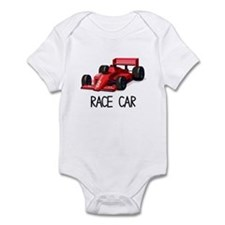 Race Car Infant Bodysuit