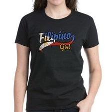 Filipino Girl Tee