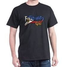 Filipino Girl T-Shirt