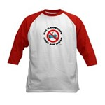 Cheaper Than Gasoline Kids Baseball Jersey
