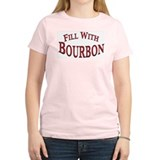 Fill With Bourbon T-Shirt