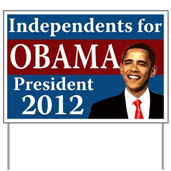 Independents support Barack Obama for President in 2008 because Obama offers a positive vision for a better American future that we all can rally around.