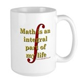 Math is integral Mug