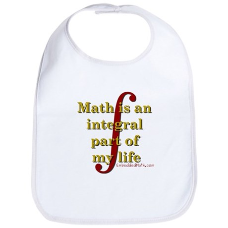 Math is integral Bib