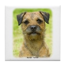 Border Terrier 8W44D-23 Tile Coaster