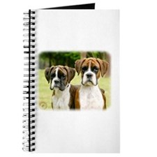 Boxer puppies 9Y049D-064 Journal