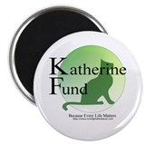 "Katherine Fund 2.25"" Magnet (10 pack)"