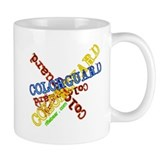Spinning Colorguard Mug