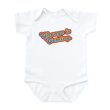 Change is Coming Retro Infant Bodysuit