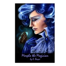 Morpho Postcards (Package of 8)