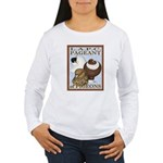Pigeon Pageant2 Women's Long Sleeve T-Shirt