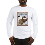 Pigeon Pageant2 Long Sleeve T-Shirt