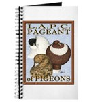 Pigeon Pageant2 Journal