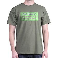 Sisterhood of the Traveling P T-Shirt