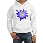 Hockey Mom! Hooded Sweatshirt