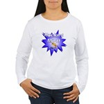 Hockey Mom! Women's Long Sleeve T-Shirt