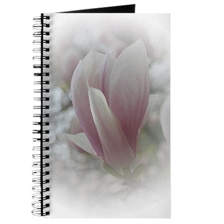 Ethereal Magnolia Blossom Journal