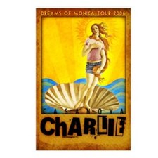 casanova charlie Postcards (Package of 8)