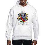 Gregori Family Crest Hooded Sweatshirt