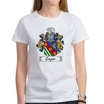 Gregori Family Crest Women's T-Shirt