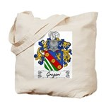 Gregori Family Crest Tote Bag