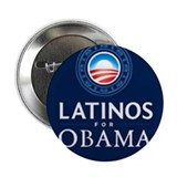 "LATINOS FOR OBAMA 2.25"" Button (100 pack)"