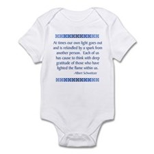 Schweitzer Infant Bodysuit