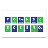 Periodic Table Rectangle Decal