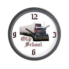 Old School Wall Clock
