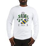 Guerra Family Crest Long Sleeve T-Shirt